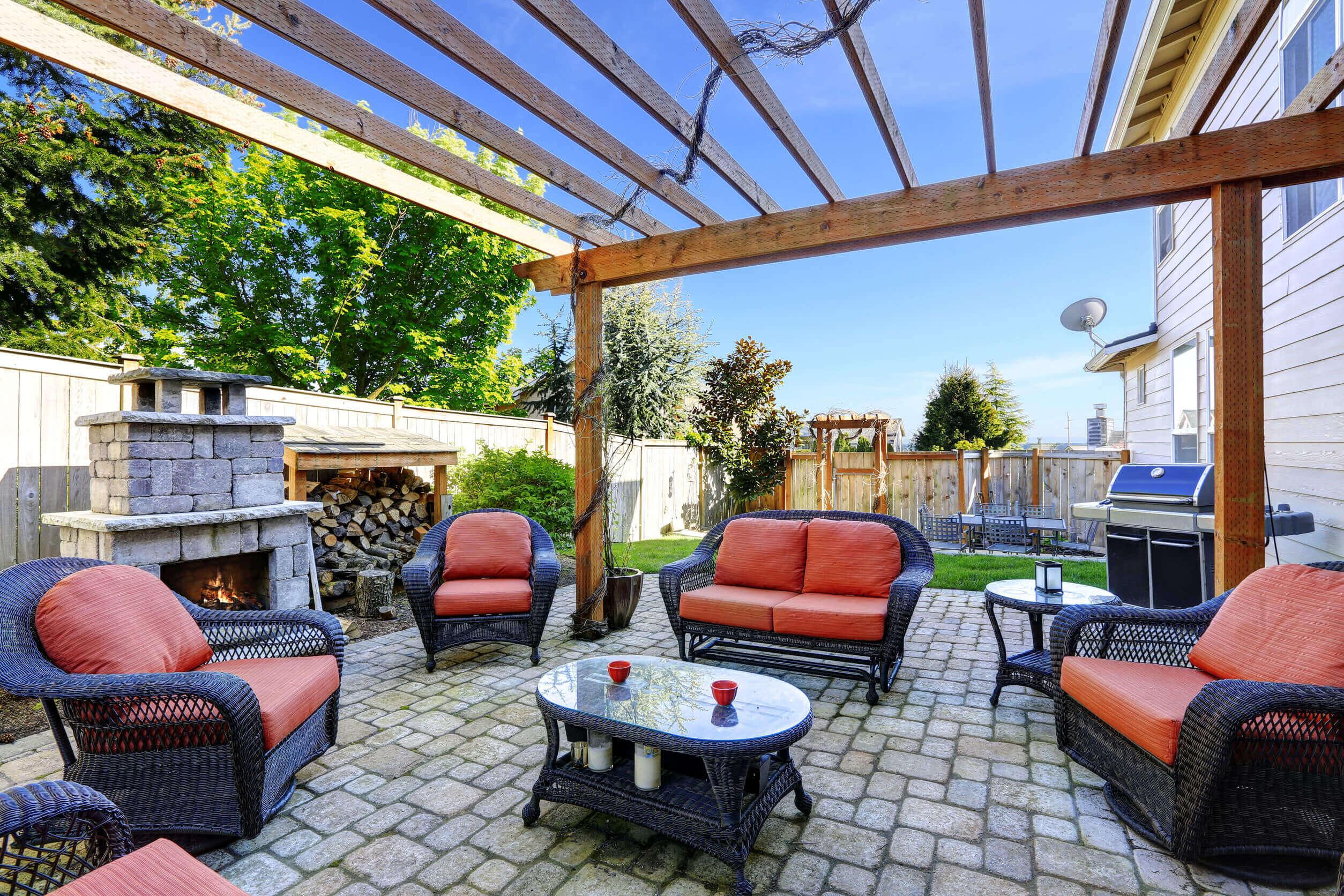 We Build Quality Pergolas In Jacksonville Sunrooms Enclosures